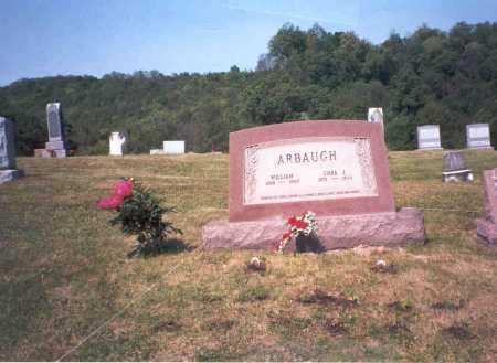 CASTOR ARBAUGH, CORA J. - Vinton County, Ohio | CORA J. CASTOR ARBAUGH - Ohio Gravestone Photos
