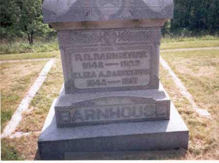 BARNHOUSE, ELIZA ANN - Vinton County, Ohio | ELIZA ANN BARNHOUSE - Ohio Gravestone Photos