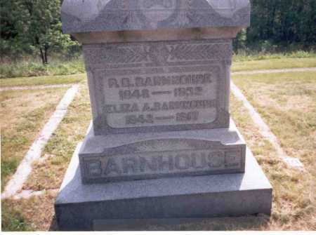 BARNHOUSE, P. D. - Vinton County, Ohio | P. D. BARNHOUSE - Ohio Gravestone Photos