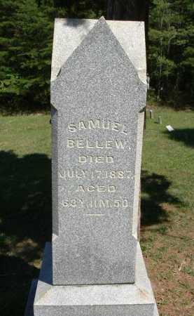 BELLEW, SAMUEL - Vinton County, Ohio | SAMUEL BELLEW - Ohio Gravestone Photos