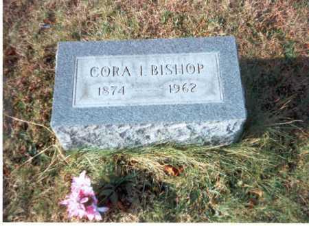 BISHOP, CORA I. - Vinton County, Ohio | CORA I. BISHOP - Ohio Gravestone Photos
