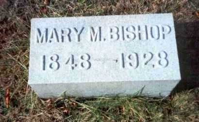 BISHOP, MARY - Vinton County, Ohio | MARY BISHOP - Ohio Gravestone Photos