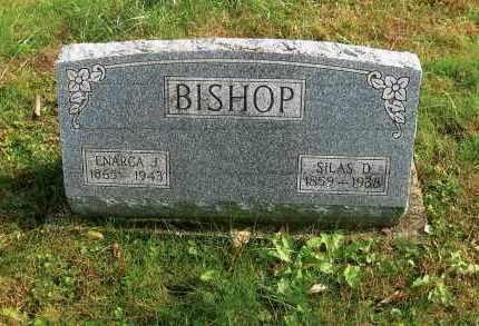 LONG BISHOP, ENARCA J. - Vinton County, Ohio | ENARCA J. LONG BISHOP - Ohio Gravestone Photos