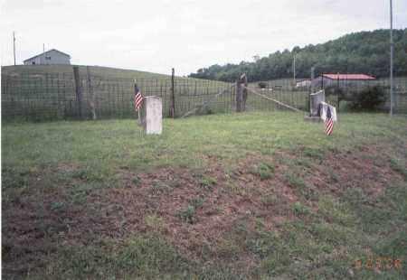 BLAKELY, CEMETERY - Vinton County, Ohio | CEMETERY BLAKELY - Ohio Gravestone Photos