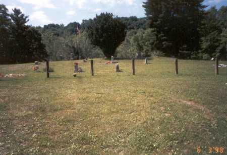 BOWEN CEMETERY, VIEW OF - Vinton County, Ohio | VIEW OF BOWEN CEMETERY - Ohio Gravestone Photos