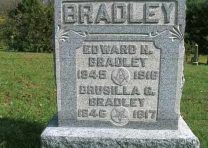 BRADLEY, EDWARD HENRY - Vinton County, Ohio | EDWARD HENRY BRADLEY - Ohio Gravestone Photos