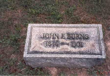 "PIERCE BURNS, FRANCIS ""FANNIE"" - Vinton County, Ohio | FRANCIS ""FANNIE"" PIERCE BURNS - Ohio Gravestone Photos"