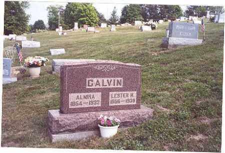 CALVIN, ALMIRA - Vinton County, Ohio | ALMIRA CALVIN - Ohio Gravestone Photos