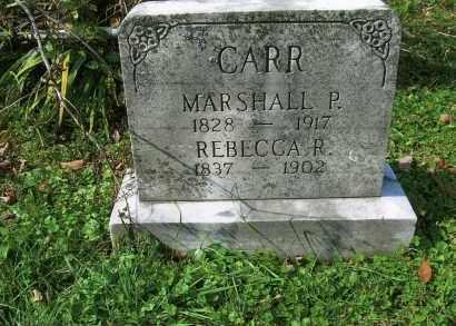 CARR, MARSHALL PINKNEY - Vinton County, Ohio | MARSHALL PINKNEY CARR - Ohio Gravestone Photos