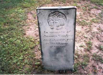 CASTOR, JAMES - Vinton County, Ohio | JAMES CASTOR - Ohio Gravestone Photos
