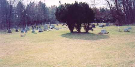 CEMETERY, SHILOH OVERVIEW - Vinton County, Ohio   SHILOH OVERVIEW CEMETERY - Ohio Gravestone Photos
