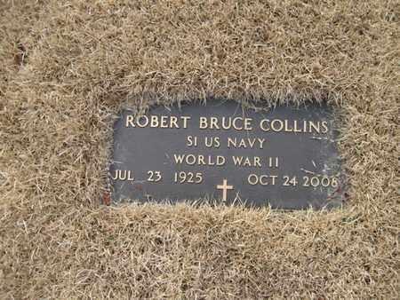 COLLINS, ROBERT BRUCE - Vinton County, Ohio | ROBERT BRUCE COLLINS - Ohio Gravestone Photos