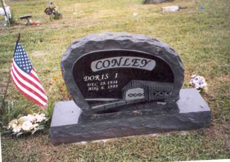 WELLS CONLEY, DORIS - Vinton County, Ohio | DORIS WELLS CONLEY - Ohio Gravestone Photos