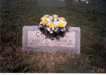COTTRILL, BESSIE B. - Vinton County, Ohio | BESSIE B. COTTRILL - Ohio Gravestone Photos