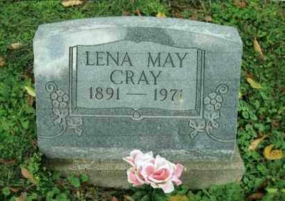 CRAY, LENA MAE - Vinton County, Ohio | LENA MAE CRAY - Ohio Gravestone Photos