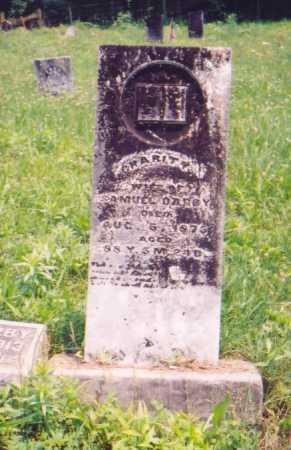 DARBY, CHARITY - Vinton County, Ohio   CHARITY DARBY - Ohio Gravestone Photos