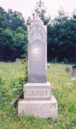 DARBY, MONUMENT - Vinton County, Ohio | MONUMENT DARBY - Ohio Gravestone Photos