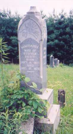DARBY, MARGARET - Vinton County, Ohio | MARGARET DARBY - Ohio Gravestone Photos