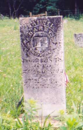 DARBY, SAMUEL - Vinton County, Ohio   SAMUEL DARBY - Ohio Gravestone Photos