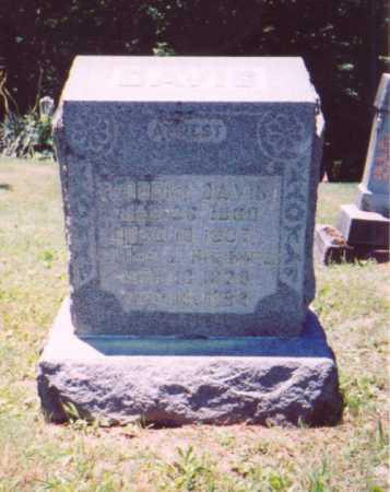 DAVIS, ROBERT - Vinton County, Ohio   ROBERT DAVIS - Ohio Gravestone Photos