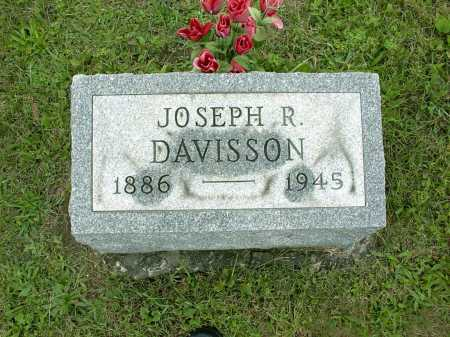 DAVISSON, JOSEPH ROBB - Vinton County, Ohio | JOSEPH ROBB DAVISSON - Ohio Gravestone Photos