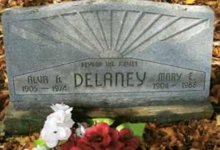 DELANEY, MARY E. - Vinton County, Ohio   MARY E. DELANEY - Ohio Gravestone Photos