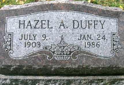 DUFFY, HAZEL A. - Vinton County, Ohio | HAZEL A. DUFFY - Ohio Gravestone Photos
