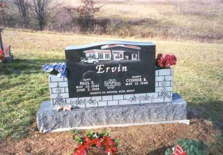 ERVIN, CONNIE R. - Vinton County, Ohio | CONNIE R. ERVIN - Ohio Gravestone Photos