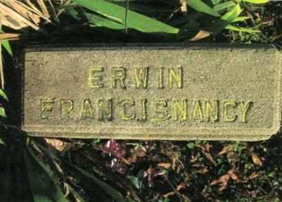 ERWIN, NANCY - Vinton County, Ohio | NANCY ERWIN - Ohio Gravestone Photos