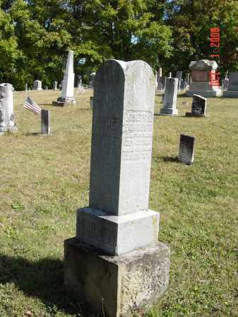 FORREST, SARAH CATHERINE - Vinton County, Ohio   SARAH CATHERINE FORREST - Ohio Gravestone Photos