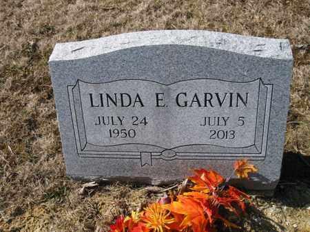 GARVIN, LINDA EVELYN - Vinton County, Ohio | LINDA EVELYN GARVIN - Ohio Gravestone Photos
