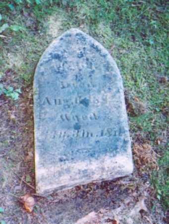 GILES, M. W. - Vinton County, Ohio | M. W. GILES - Ohio Gravestone Photos