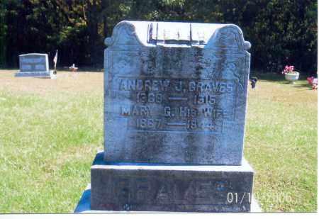 GRAVES, MARY G. - Vinton County, Ohio   MARY G. GRAVES - Ohio Gravestone Photos