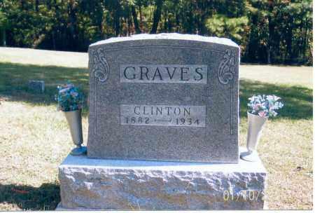 GRAVES, CLINTON - Vinton County, Ohio | CLINTON GRAVES - Ohio Gravestone Photos