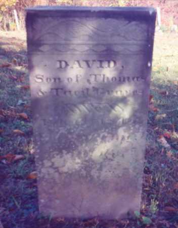 GRAVES, DAVID - Vinton County, Ohio | DAVID GRAVES - Ohio Gravestone Photos