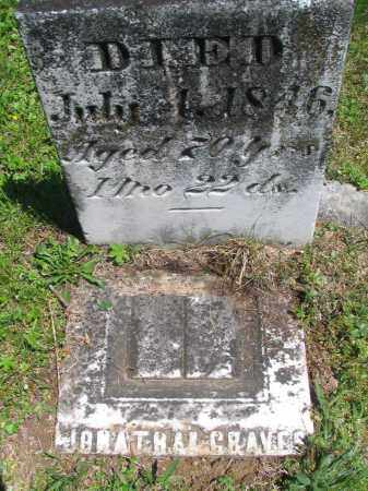 GRAVES, JONATHON - Vinton County, Ohio | JONATHON GRAVES - Ohio Gravestone Photos