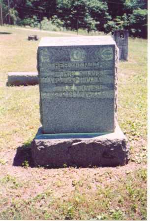 GRAVES, ROBERT - Vinton County, Ohio | ROBERT GRAVES - Ohio Gravestone Photos