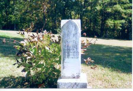 GRAVES, SAMUEL - Vinton County, Ohio | SAMUEL GRAVES - Ohio Gravestone Photos