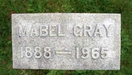 GRAY, MABEL C. - Vinton County, Ohio   MABEL C. GRAY - Ohio Gravestone Photos