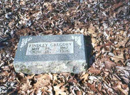 GREGORY, FINDLEY - Vinton County, Ohio | FINDLEY GREGORY - Ohio Gravestone Photos