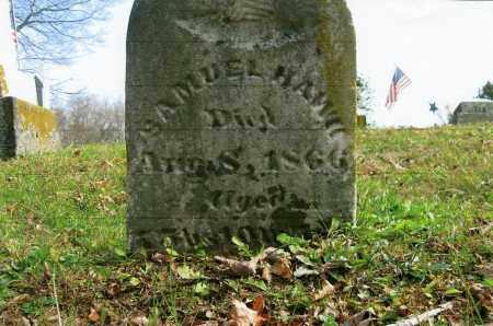 HAWK, SAMUEL - Vinton County, Ohio | SAMUEL HAWK - Ohio Gravestone Photos