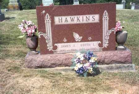 HAWKINS, JAMES J. - Vinton County, Ohio | JAMES J. HAWKINS - Ohio Gravestone Photos