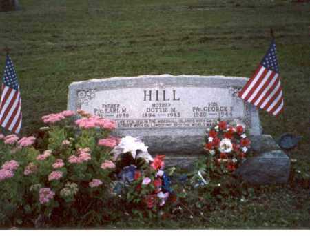 CLINE HILL, DOTTIE M. - Vinton County, Ohio | DOTTIE M. CLINE HILL - Ohio Gravestone Photos