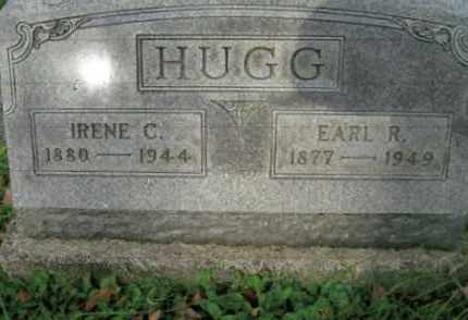 HUGG, EARL R. - Vinton County, Ohio | EARL R. HUGG - Ohio Gravestone Photos