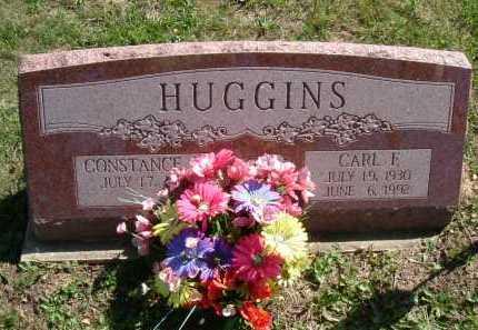HUGGINS, CONSTANCE - Vinton County, Ohio   CONSTANCE HUGGINS - Ohio Gravestone Photos
