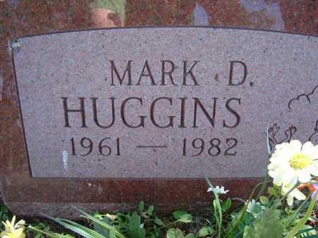 HUGGINS, MARK D. - Vinton County, Ohio   MARK D. HUGGINS - Ohio Gravestone Photos