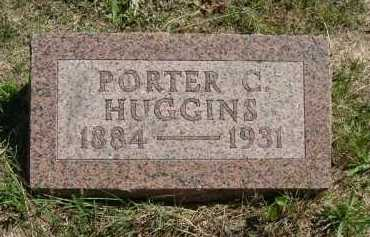 HUGGINS, PORTER C. - Vinton County, Ohio | PORTER C. HUGGINS - Ohio Gravestone Photos