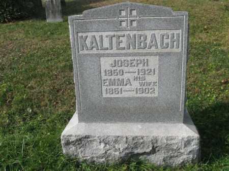 ROBINETT KALTENBACH, EMMA - Vinton County, Ohio   EMMA ROBINETT KALTENBACH - Ohio Gravestone Photos