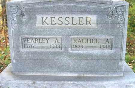 KESSLER, PEARLEY A. - Vinton County, Ohio | PEARLEY A. KESSLER - Ohio Gravestone Photos
