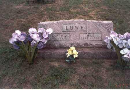 WRIGHT LOWE, MAE - Vinton County, Ohio | MAE WRIGHT LOWE - Ohio Gravestone Photos